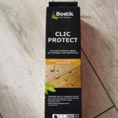 Герметик силиконовый специальный Bostik Clic Protect прозрачный