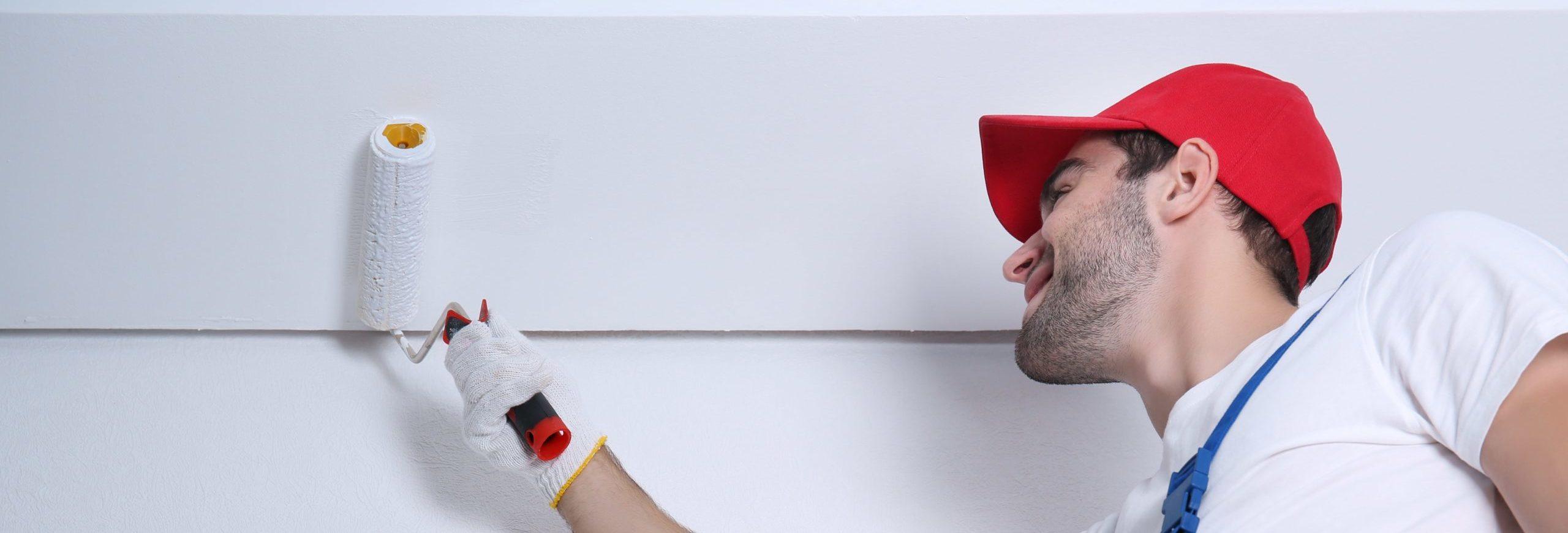 Краска для потолка в квартире
