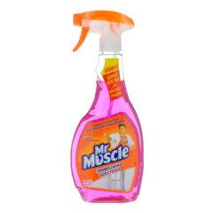 Средство для мытья стекол «Мистер Мускул»