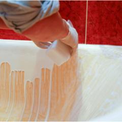 о реставрации ванны жидким акрилом