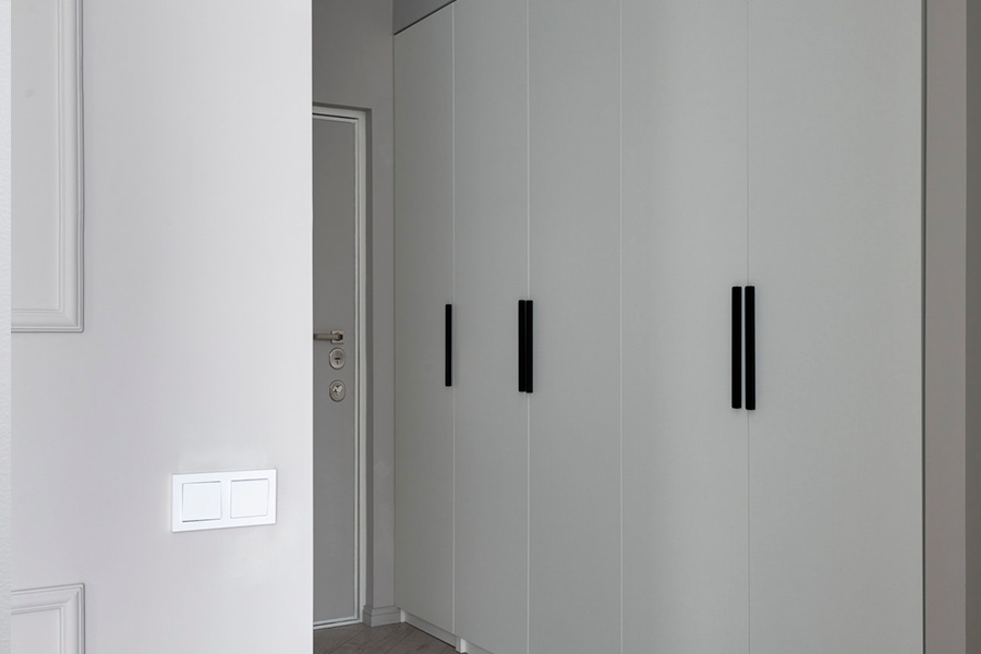 Встроенный шкафы