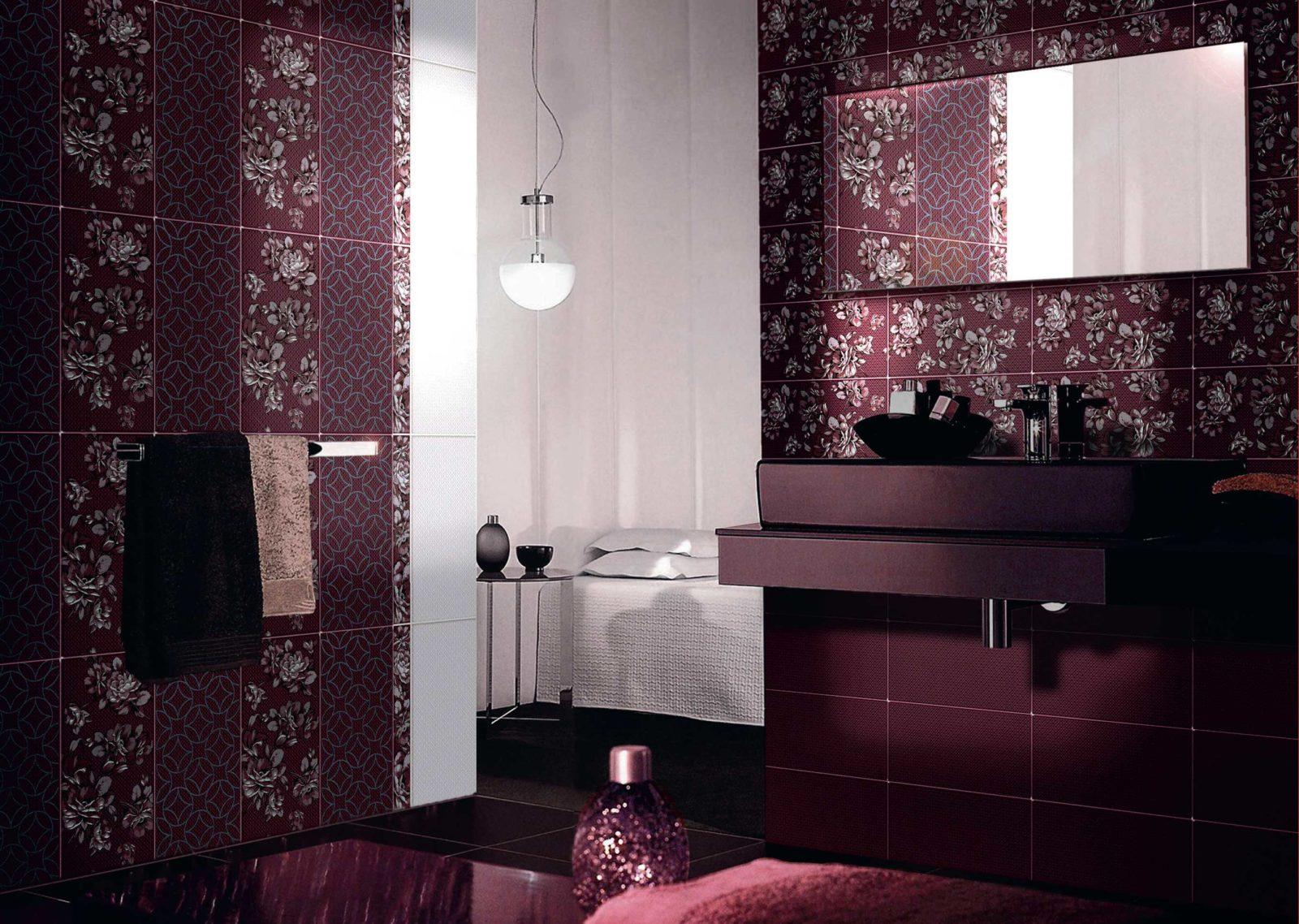 «Аллегро» и «Алитканте» для ванной комнаты