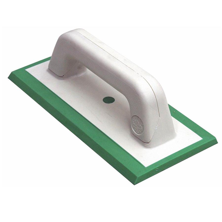 Резиновый шпатель-полутерок для швов