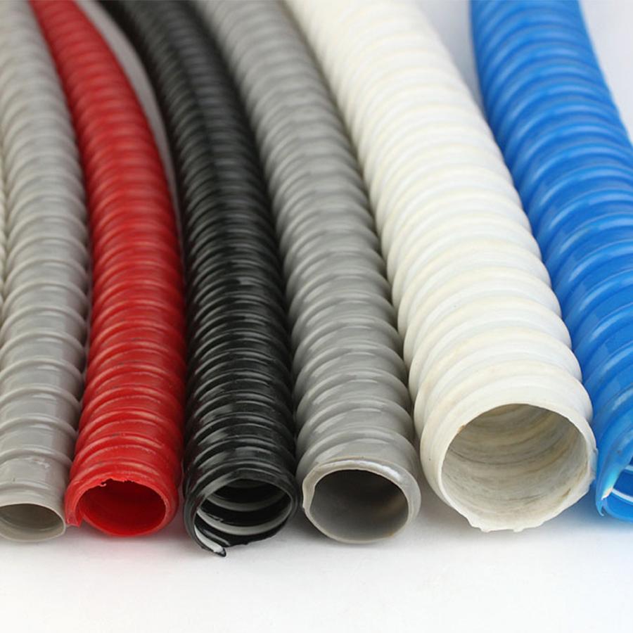 ПВХ-трубки для укладки провода